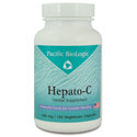 Hepato-C, 90 Cápsulas 525 mg, Pacific Biologic (Hepatitis C)