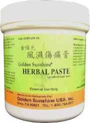 Far Infrared Herbal Paste 450g, Golden Sunshine