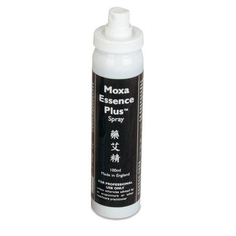 Moxa Essence Plus - Spray, 100 ml (800 sprays) (esguinces, traumas, artrosis)
