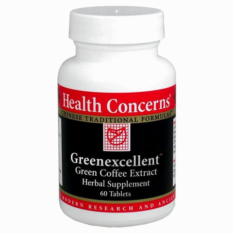 Greenexcellent, 60 Tabletas 60 tablets, 200mg, 30 day supply (Control de peso, diabetes)