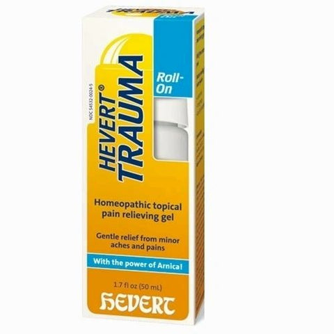 Trauma Roll-On 1.7 oz. by Hevert Pharmaceuticals