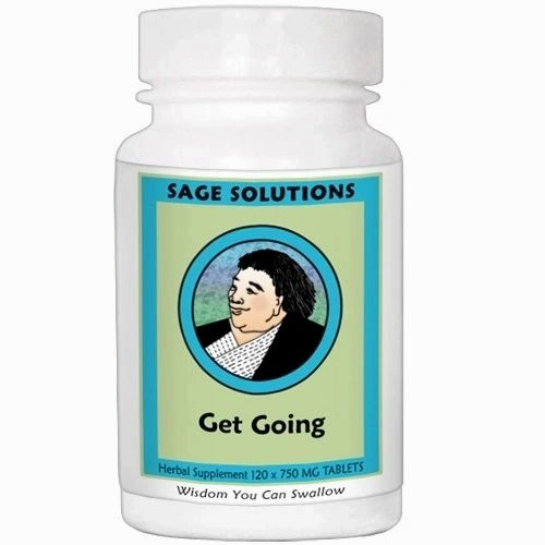 Get Going *Max Lax*, 120 tabletas (750mg), (Laxante para la constipación)