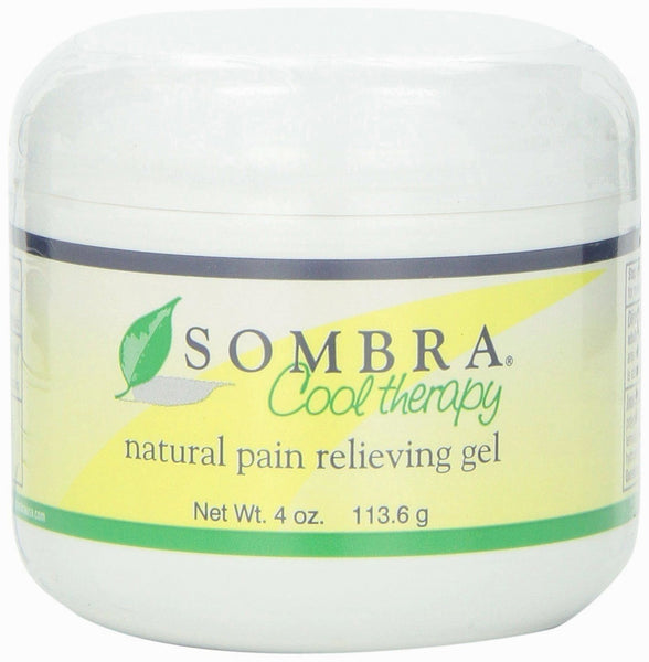 SOMBRA COOL THERAPY 4 OZ JAR