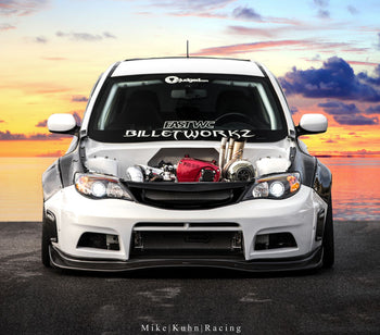 Austin's Widebody, RB Swapped WRX
