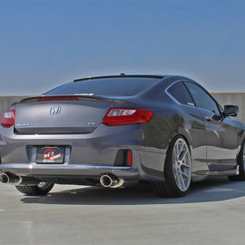 aFe Takeda Exhaust Cat-Back 13-14 Honda Accord Coupe EX-L V6 3.5L 304SS