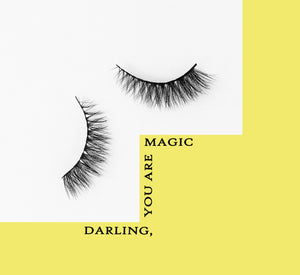 Darling, you are magic