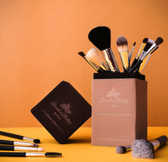 Flaunt n Flutter Essential Makeup Brush Set