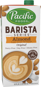 Pacific Foods Barista Series Almond Milk Original
