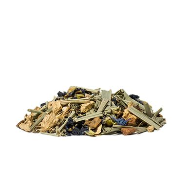 Retail Pluck Teas Verbena Blues