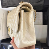 CHANEL CLASSIC FLAP HANDBAG LARGE