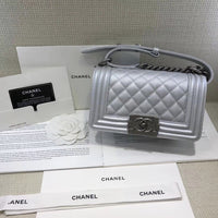 BOY CHANEL® HANDBAG SMALL