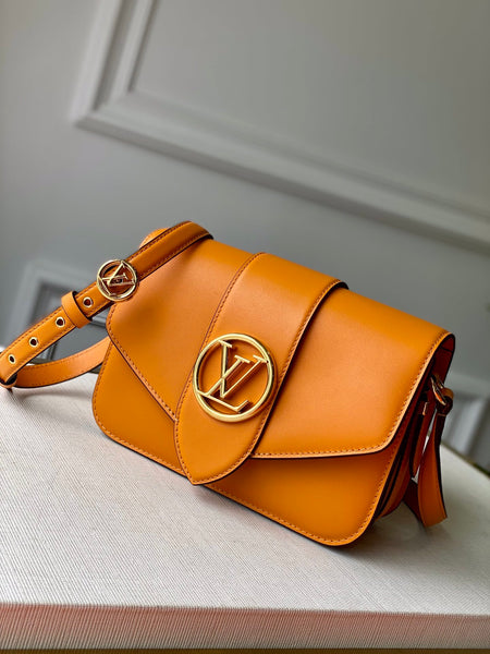 LOUIS VUITTON® Pont 9 Shoulder Bag
