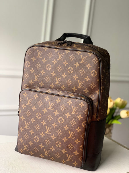LOUIS VUITTON® Monogram Laptop Shoulder Bag