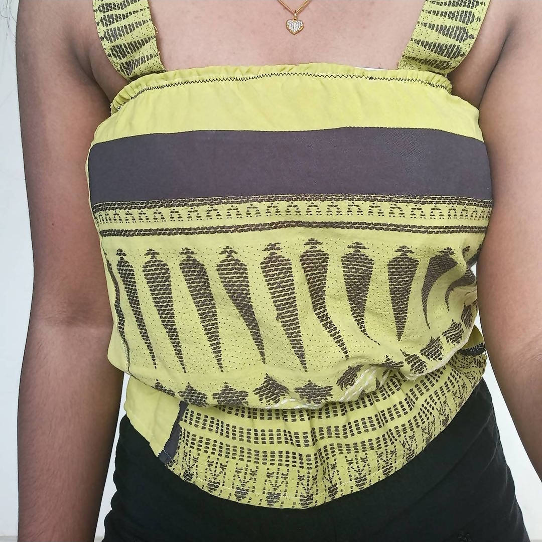 Iztec Patterned Top - ReThought