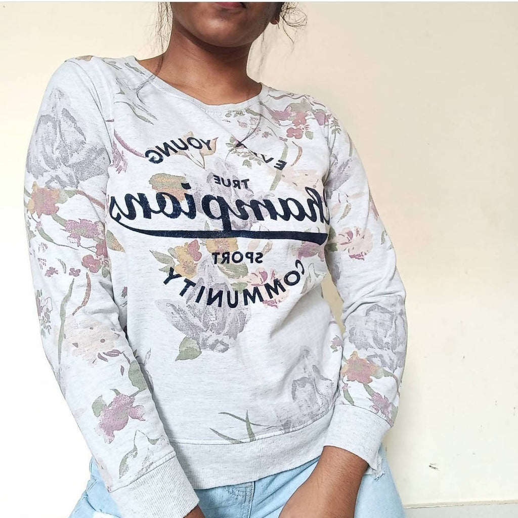 Max Vintage Floral Sweatshirt - ReThought