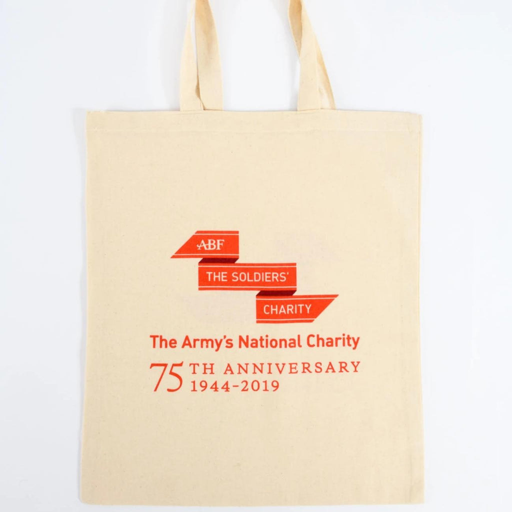 75th anniversary cotton shopper