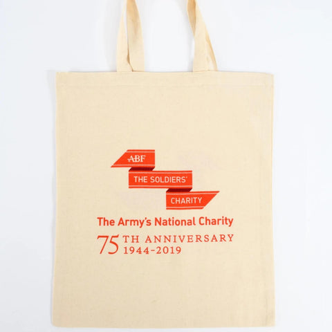 75th Anniversary Cotton Bag