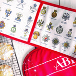 Cap Badge Oven Glove ABF The Soldiers' Charity Shop