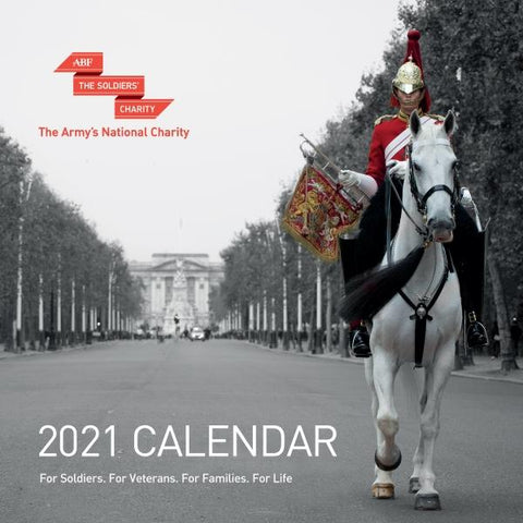2021 ABF The Soldiers' Charity Calendar
