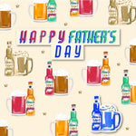 'HAPPY FATHER'S DAY' Cheers Card Cards ABF The Soldiers' Charity Shop