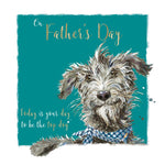 'TOP DOG' Father's Day Card Cards ABF The Soldiers' Charity Shop