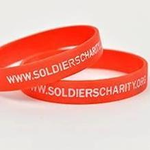ABF The Soldiers' Charity Wristband Accessories ABF The Soldiers' Charity On-line Store