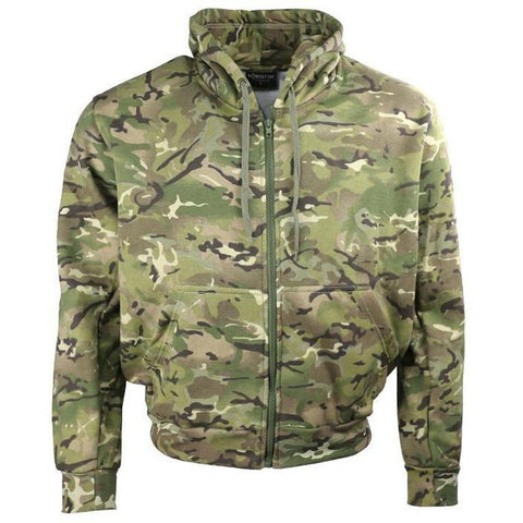 Adult's BTP Camouflage Hoodie ABF The Soldiers' Charity Shop