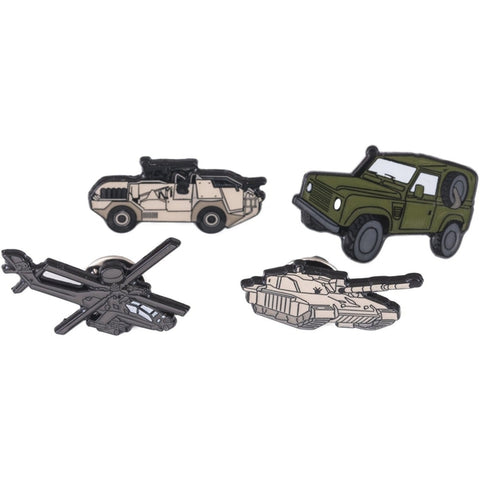 Army Vehicle Badge Set ABF The Soldiers' Charity Shop