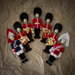 Bandsman & French Horn Christmas Decoration ABF The Soldiers' Charity Shop