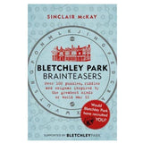 Bletchley Park Brainteasers Book ABF The Soldiers' Charity Shop