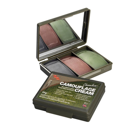 Camouflage Cream Face Paint ABF The Soldiers' Charity Shop