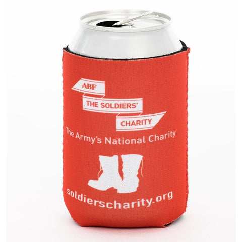 Can Cooler Sleeve ABF The Soldiers' Charity Shop