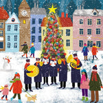 Christmas Band Cards Pack of 10 Cards ABF The Soldiers' Charity Shop