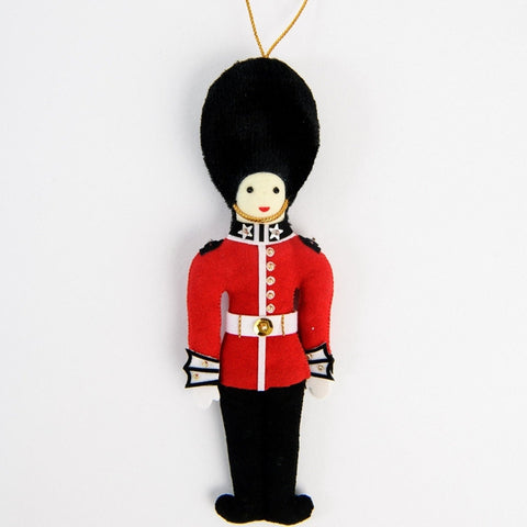 Christmas Soldier Decoration - Guardsman ABF The Soldiers' Charity On-line Store
