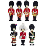 Christmas Soldier Decorations - Blues and Royals Accessories ABF The Soldiers' Charity On-line Store