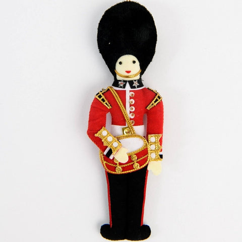 Christmas Soldier Decorations - Drummer Accessories ABF The Soldiers' Charity On-line Store