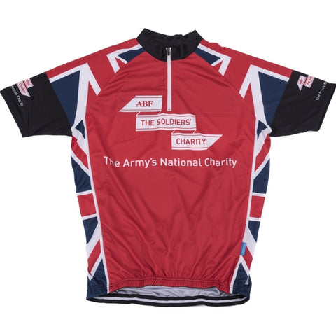 Coolmax® Cycle Jersey ABF The Soldiers' Charity Shop