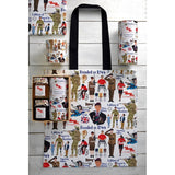 Designed by Esther Tea Towel Accessories ABF The Soldiers' Charity Shop