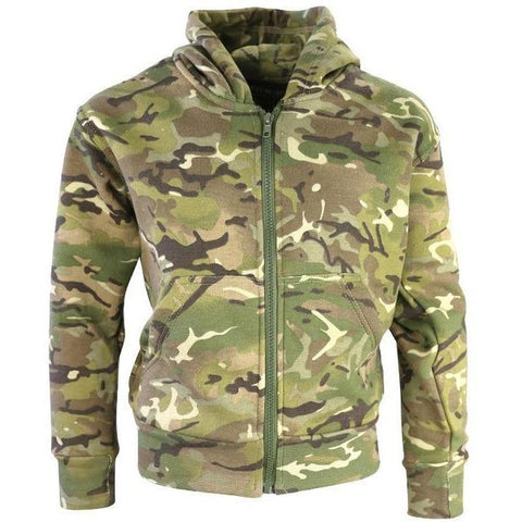 Kid's BTP Camouflage Hoodie ABF The Soldiers' Charity Shop