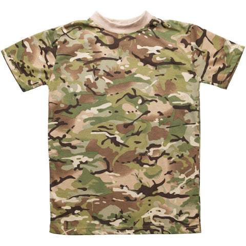 Kid's Camouflage T-shirt ABF The Soldiers' Charity Shop