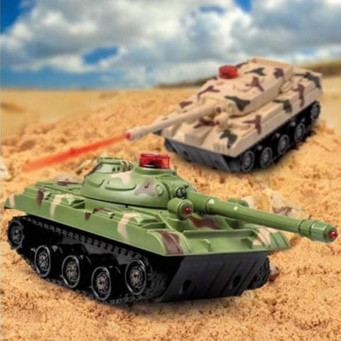 Remote Control Battle Tanks ABF The Soldiers' Charity Shop