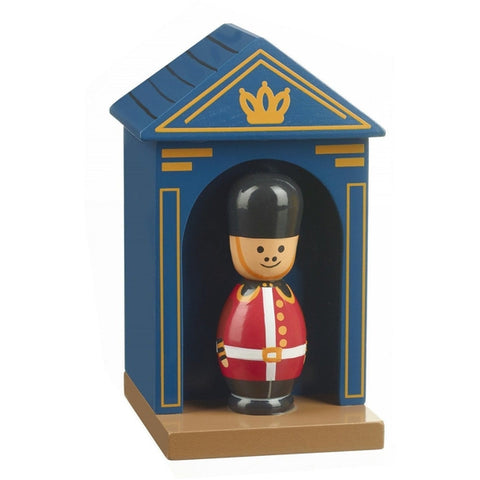 Sentry money box ABF The Soldiers' Charity Shop