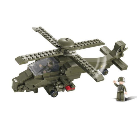 Sluban Attack Helicopter M38-B0298 ABF The Soldiers' Charity Shop
