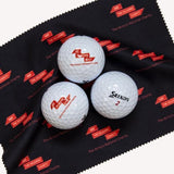 Srixon Soft Feel Golf Balls - Pack of 12 - COMING SOON ABF The Soldiers' Charity Shop