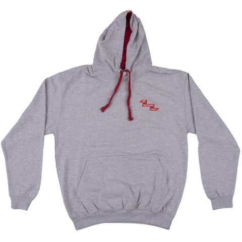 Supersoft Hoodie (Grey) Clothing ABF The Soldiers' Charity On-line Store