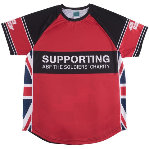Technical REPREVE® T-shirt Clothing ABF The Soldiers' Charity On-line Store