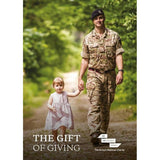 The Gift of Giving 1 ABF The Soldiers' Charity Shop £10