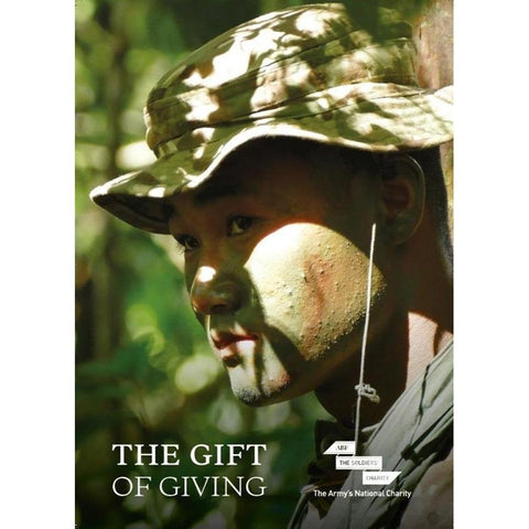 The Gift of Giving 3 ABF The Soldiers' Charity Shop £25