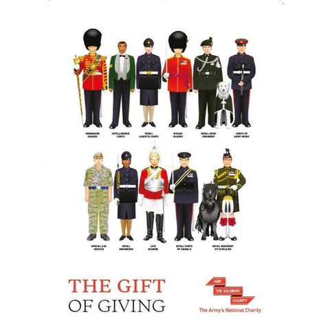 The Gift of Giving 5 ABF The Soldiers' Charity Shop £10
