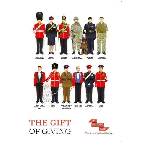 The Gift of Giving 8 ABF The Soldiers' Charity Shop £10